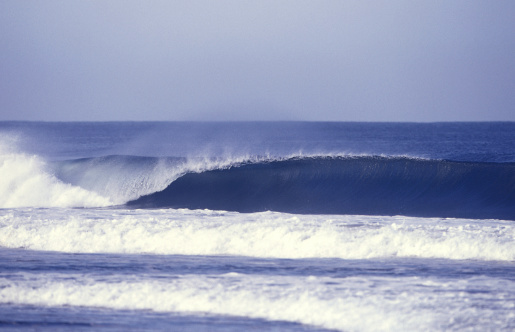 Shallow「blue wave」:スマホ壁紙(1)