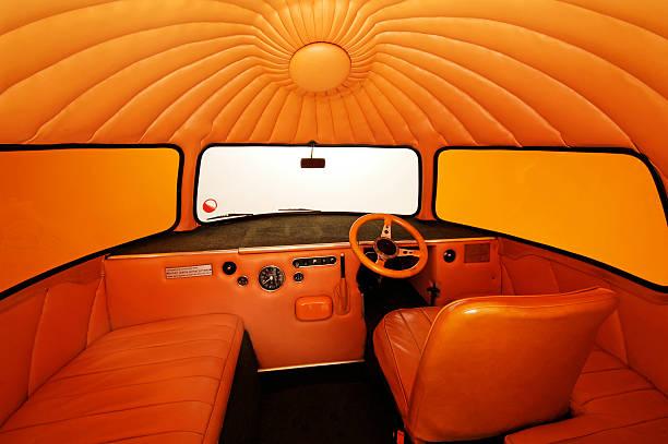 1972 Mini Outspan Orange:ニュース(壁紙.com)
