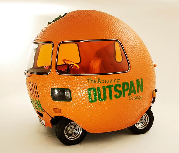 Shape「1972 Mini Outspan Orange」:写真・画像(11)[壁紙.com]