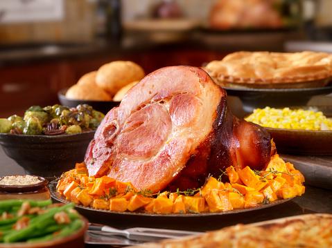 Stuffed「Ham Dinner with All the Fixings」:スマホ壁紙(3)