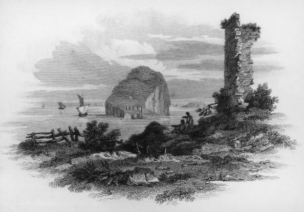 East Lothian「The Bass Rock」:写真・画像(4)[壁紙.com]