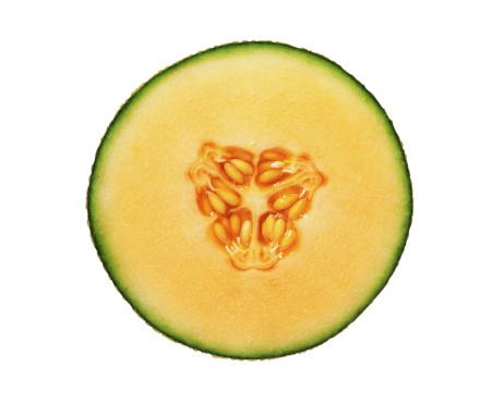メロン「Cantaloupe」:スマホ壁紙(3)