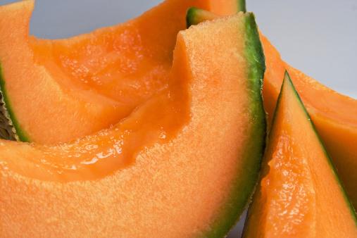 melon「Cantaloupe Slices」:スマホ壁紙(0)