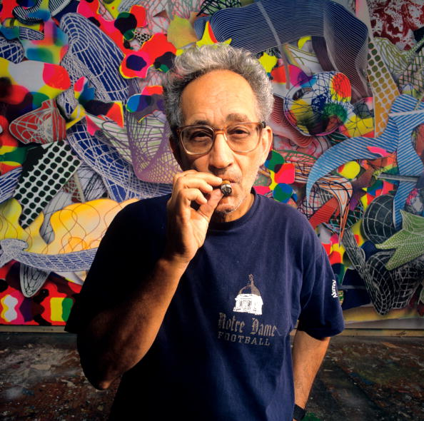 Bob Berg「Frank Stella Portrait Session」:写真・画像(3)[壁紙.com]