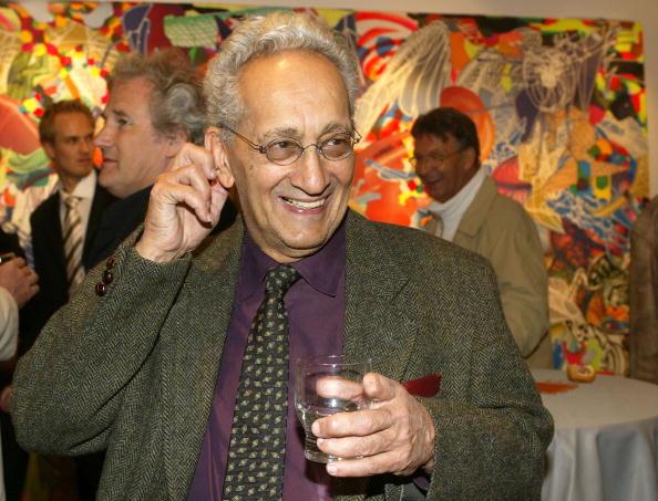 Frank Stella「Frank Stella Exhibition Opening」:写真・画像(18)[壁紙.com]