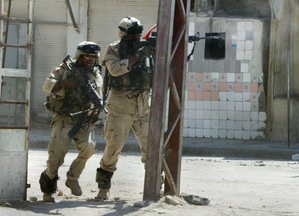 Shi'ite Islam「U.S Troops Come Under Attack In Najaf」:写真・画像(6)[壁紙.com]