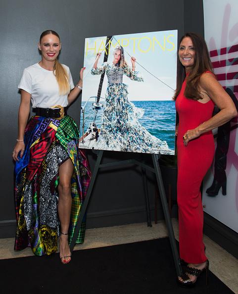 Sponsor「Hamptons Magazine Celebrates With Caroline Wozniacki, Presented By Matthew Breitenbach Of Compass Real Estate」:写真・画像(8)[壁紙.com]