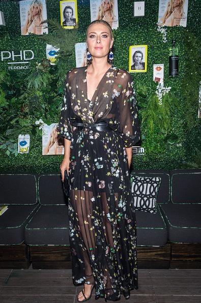 テニス「Hamptons Magazine Celebrates With Cover Star Maria Sharapova」:写真・画像(0)[壁紙.com]
