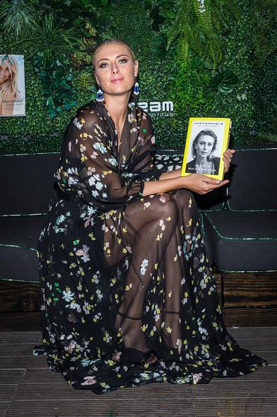 テニス「Hamptons Magazine Celebrates With Cover Star Maria Sharapova」:写真・画像(1)[壁紙.com]