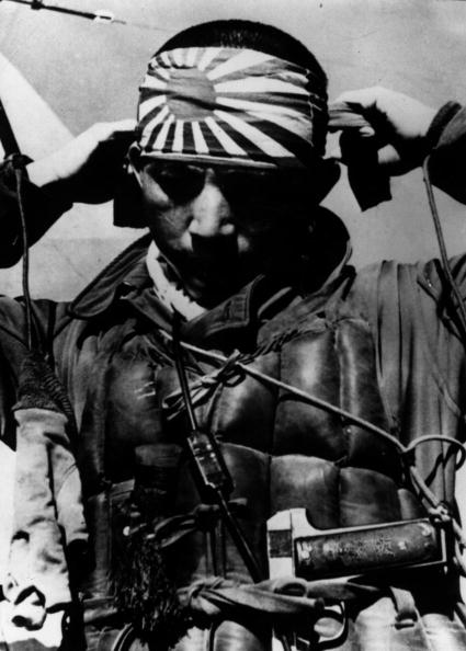 World War II「Kamikaze Pilot」:写真・画像(5)[壁紙.com]