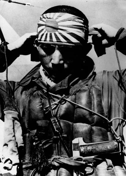 Pacific War「Kamikaze Pilot」:写真・画像(10)[壁紙.com]