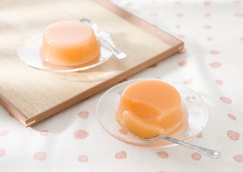 Wagashi「Jelly desserts」:スマホ壁紙(13)