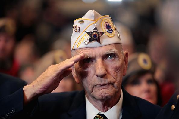 Veteran「President Trump Addresses American Veterans 75th National Convention」:写真・画像(11)[壁紙.com]