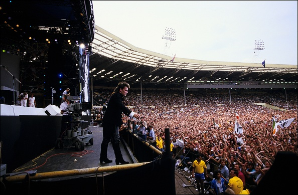 Charity Benefit「Live Aid for Africa」:写真・画像(7)[壁紙.com]