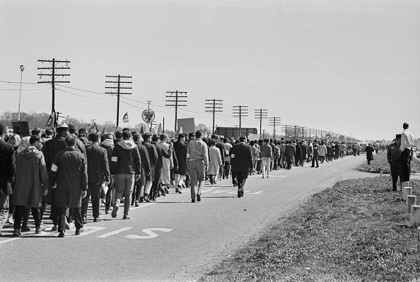 William Lovelace「Selma to Montgomery March」:写真・画像(6)[壁紙.com]
