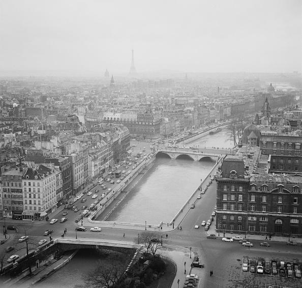 Michael Ochs Archives「View From Notre Dame De Paris」:写真・画像(2)[壁紙.com]
