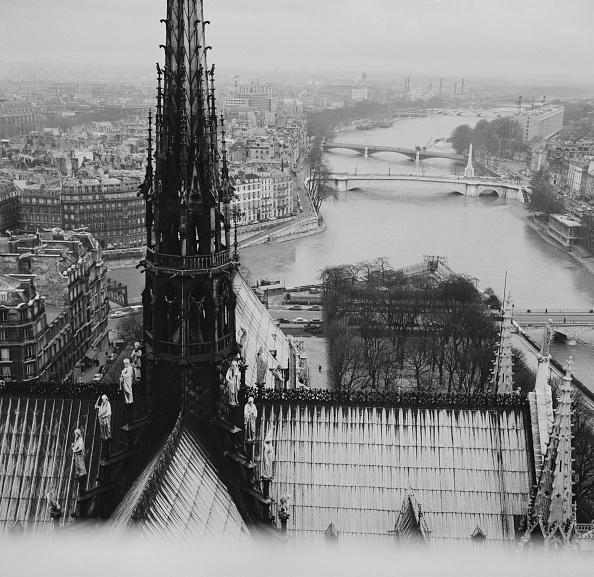 Michael Ochs Archives「View From Notre Dame De Paris」:写真・画像(4)[壁紙.com]