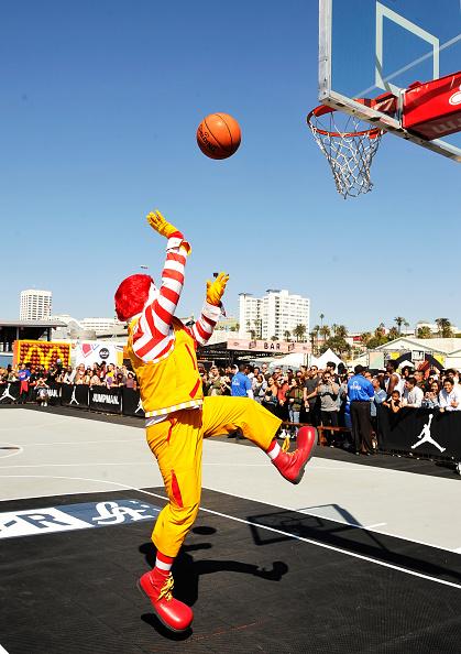 John Sciulli「McDonald's at Bleacher Report All-Star Experience」:写真・画像(9)[壁紙.com]