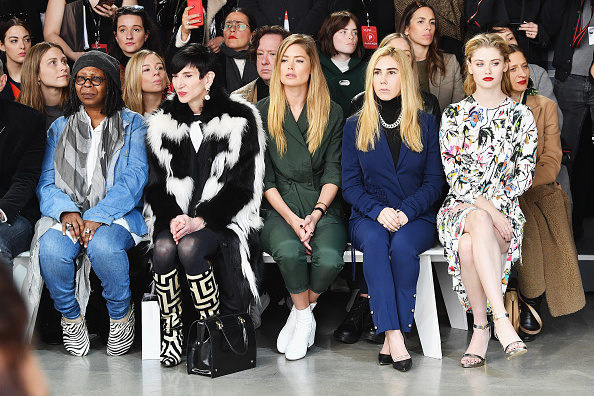 ニューヨークファッションウィーク「Jason Wu - Front Row - February 2018 - New York Fashion Week: The Shows」:写真・画像(0)[壁紙.com]