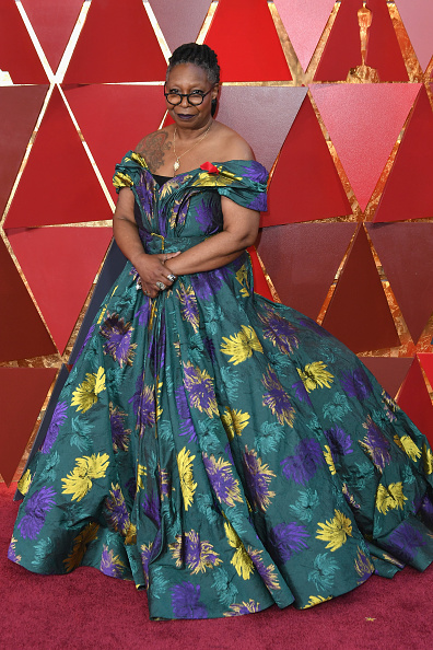 Whoopi Goldberg「90th Annual Academy Awards - Arrivals」:写真・画像(9)[壁紙.com]