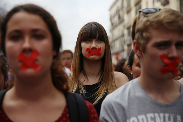 Silence「Aftermath Of The Catalonian Independence Referendum」:写真・画像(2)[壁紙.com]