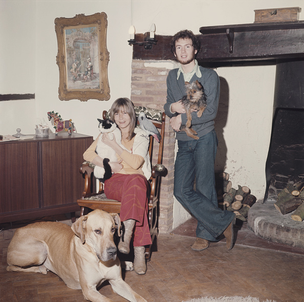 Two People「Kenny Everett And Wife」:写真・画像(17)[壁紙.com]