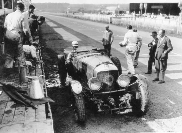 Bentley「Le Mans」:写真・画像(5)[壁紙.com]
