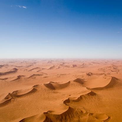 Namibian Desert「Endless Desert Sand Dunes」:スマホ壁紙(13)