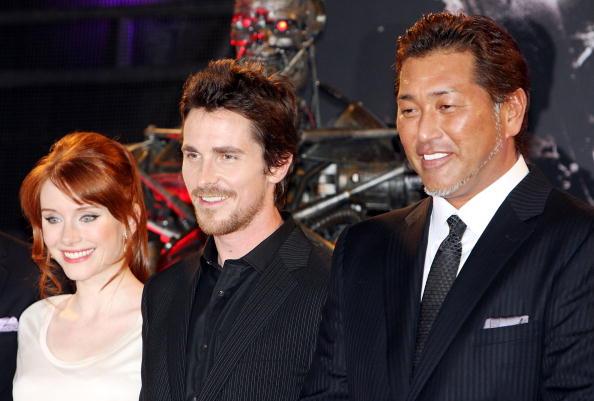 清原 和博「'Terminator Salvation' Japan Premiere」:写真・画像(1)[壁紙.com]