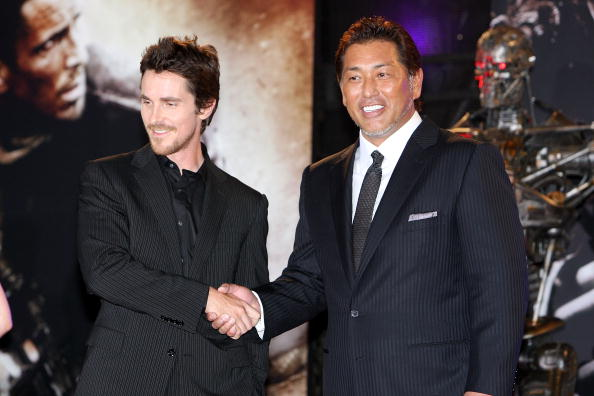 清原 和博「'Terminator Salvation' Japan Premiere」:写真・画像(1)[壁紙.com]