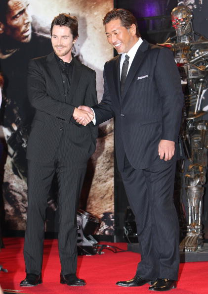 清原 和博「'Terminator Salvation' Japan Premiere」:写真・画像(4)[壁紙.com]