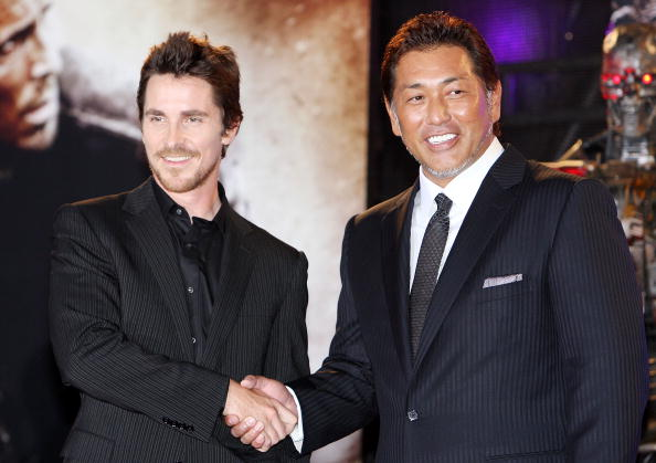 清原 和博「'Terminator Salvation' Japan Premiere」:写真・画像(0)[壁紙.com]