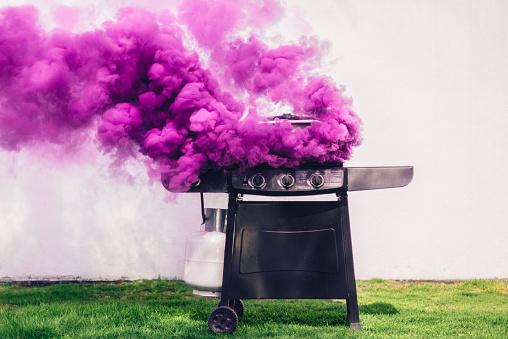 Picnic「Smoking Barbecue」:スマホ壁紙(0)