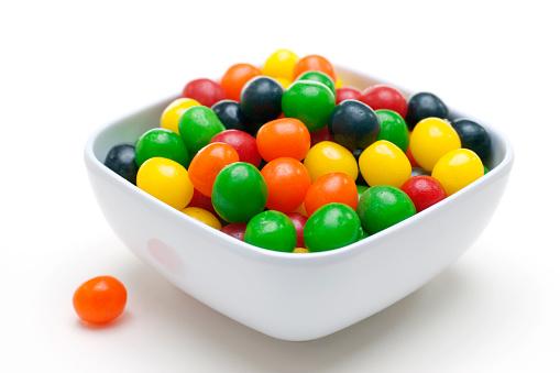 グミ・キャンディー「料理のマルチカラーのキャンディー」:スマホ壁紙(7)