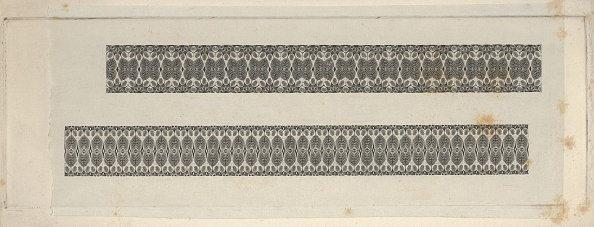 Manufacturing Equipment「Banknote Motifs: Two Bands Of Lathe Work Ornament」:写真・画像(2)[壁紙.com]