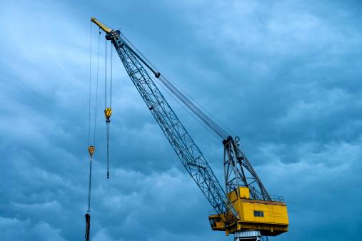Wire Rope「harbor crane」:スマホ壁紙(11)