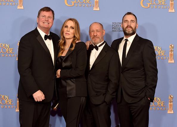 73rd Golden Globe Awards「73rd Annual Golden Globe Awards - Press Room」:写真・画像(13)[壁紙.com]