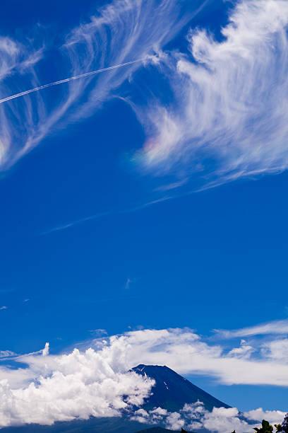 青い空と富士山のまとめ:2010年07月18日(壁紙.com)