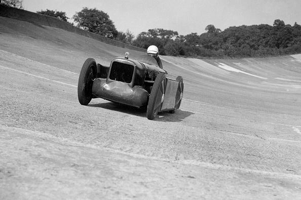 Effort「Leon Cushman's Austin 7 racer making a speed record attempt, Brooklands, 8 August 1931」:写真・画像(7)[壁紙.com]