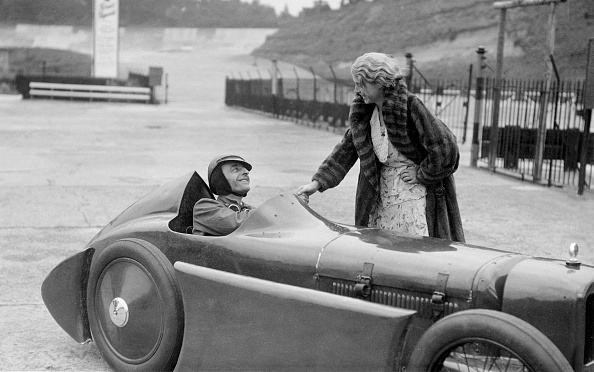 Effort「Leon Cushman's Austin 7 racer at Brooklands for a speed record attempt, 8 August 1931」:写真・画像(1)[壁紙.com]