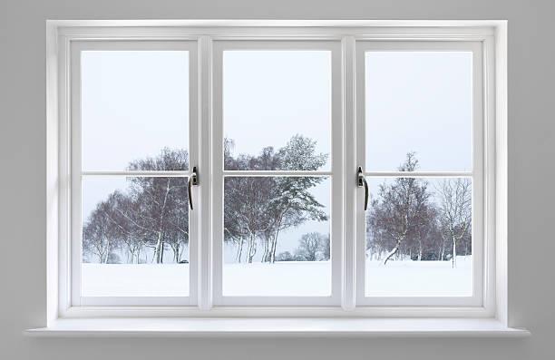 冬の庭園の眺め:スマホ壁紙(壁紙.com)
