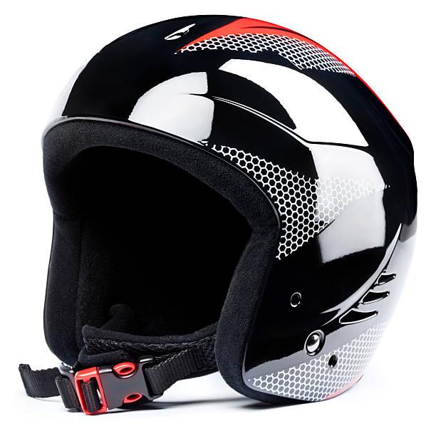 スキーヘルメット、白背景:スマホ壁紙(壁紙.com)
