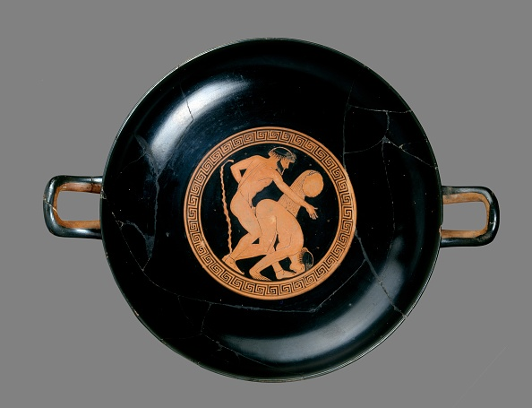 Classical Greek「Athenian Red-Figure Cup」:写真・画像(9)[壁紙.com]