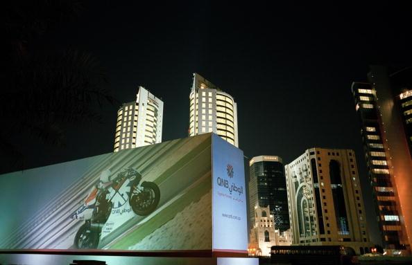 Architecture「Doha By Night」:写真・画像(6)[壁紙.com]