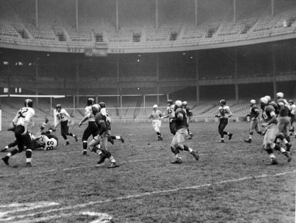 NFL「New York Yankee Football Game」:写真・画像(6)[壁紙.com]