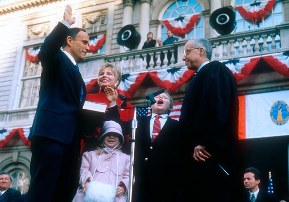 Mayor「NEW YORK CITY MAYOR RUDOLPH GIULIANI」:写真・画像(11)[壁紙.com]