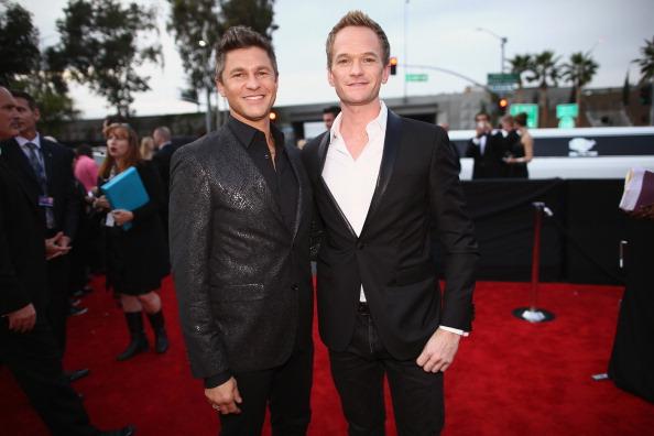 Black Suit「56th GRAMMY Awards - Red Carpet」:写真・画像(13)[壁紙.com]