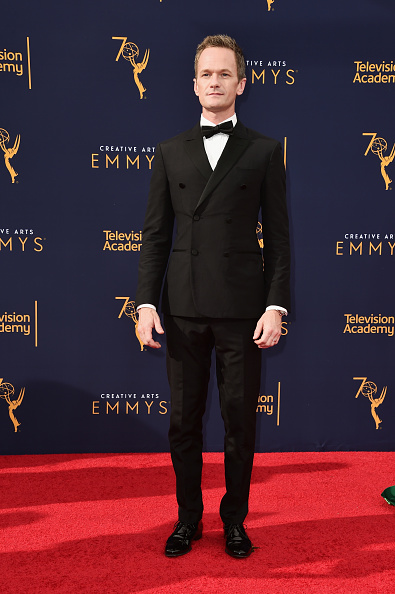 Neil Patrick Harris「2018 Creative Arts Emmy Awards - Day 1 - Arrivals」:写真・画像(17)[壁紙.com]