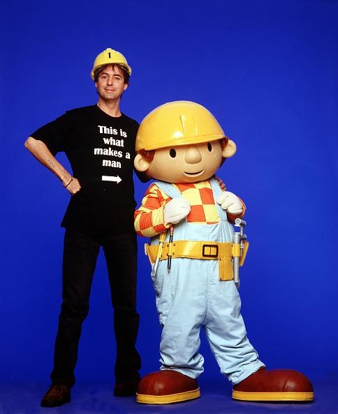 カメラ目線「John Rogers Archive - Bob The Builder」:写真・画像(11)[壁紙.com]