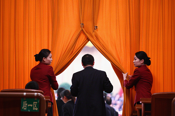 Authority「Closing Of The Chinese People's Political Consultative Conference」:写真・画像(0)[壁紙.com]